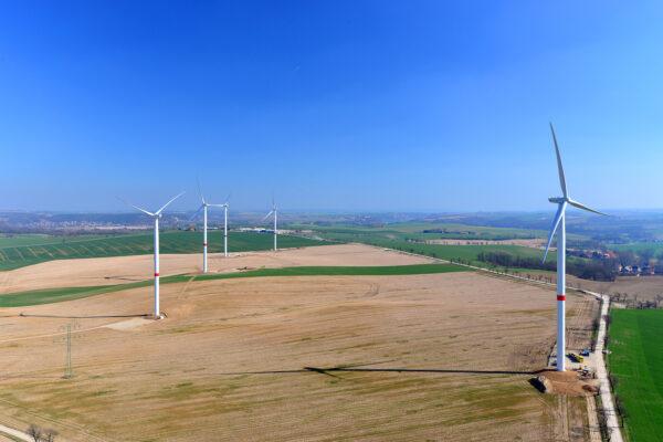 Windpark Wölkisch