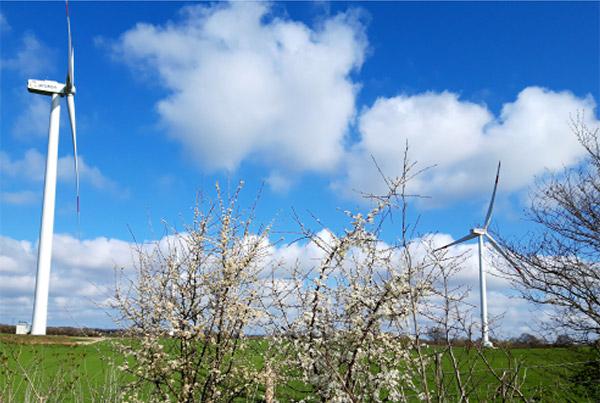 Windpark Schönwalde-Altenkrempe, Schleswig-Holstein