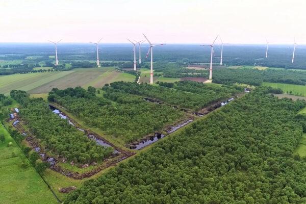 Windpark Klingenberg