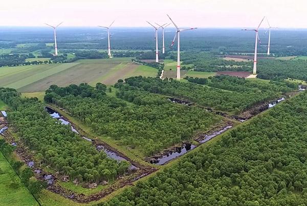 Windpark Klingenberg, <br>Niedersachsen